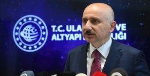 """Ulaştırma ve Altyapı Bakanı Karaismailoğlu: """"Kıbrıs hepimizin ortak davasıdır"""""""