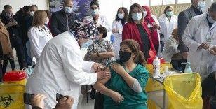 DSÖ, Tunus'a 600 bin doz Kovid-19 aşısı gönderecek