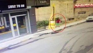 Esenyurt'ta 8 yaşındaki Ahmet'in feci ölümü kamerada