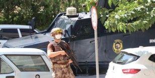 Gaziantep'te 600 polisle dev uyuşturucu operasyonu başlatıldı