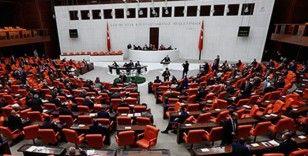 TBMM Genel Kurulu'nda CHP, İYİ Parti ve HDP'nin grup önerileri kabul edilmedi