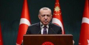 Cumhurbaşkanı Erdoğan: Milletten umudunu kesenler şimdi de suç örgütlerine bel bağlamış durumda