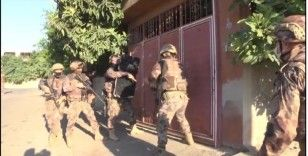 Kahramanmaraş'ta uyuşturucuya 4 tutuklama