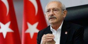 Kılıçdaroğlu, CTP lideri Erhürman ile görüştü
