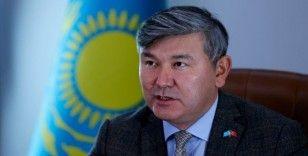 Kazakistan'ın Ankara Büyükelçisi Saparbekuly: Hedefimiz Kazakistan-Türkiye ilişkilerini her alanda geliştirmek