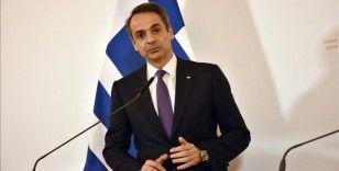 Yunanistan Başbakanı Miçotakis NATO Zirvesi'nde Türkiye ile 'pozitif bir gündeme' açık olacaklarını belirtti