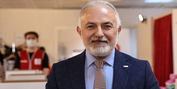 Türk Kızılay 153. kuruluş yıl dönümünü kutluyor