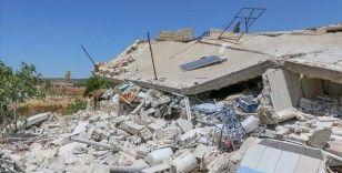 Esed rejiminin İdlib kırsalındaki saldırılarında 1 sivil öldü