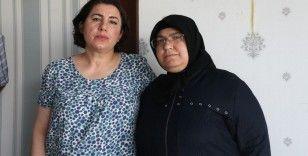 Almanya'da tek başına evlat nöbetinde olan Maide Aktaş'dan Gara şehidinin ailesine ziyaret