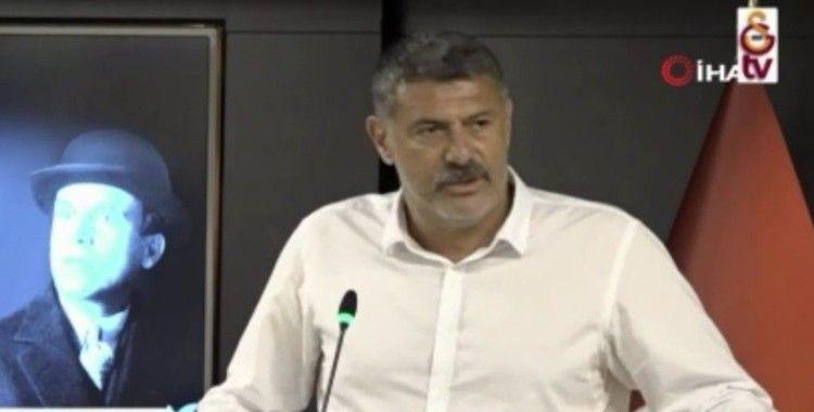 """""""Galatasaray'da başkan ve yönetimler, Galatasaray duruşuna, liderlik özelliklerine bakılarak seçilir"""""""