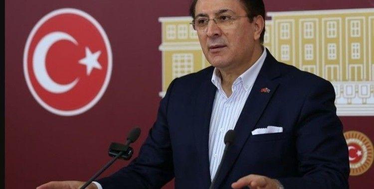 """Milletvekili Aydemir: """"Batı Çalışma Grubu zulmünü unutmadık"""""""
