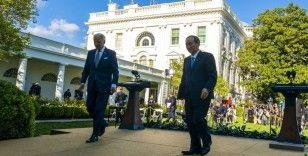 Japonya Başbakanı Suga ve ABD Başkanı Biden G7 Zirvesi'nde görüştü