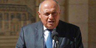 Mısır Dışişleri Bakanı Şukri: Mısır, Katar ile eski defterleri kapatmaya çalışıyor