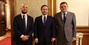 Cumhurbaşkanlığı İletişim Başkanı Altun: Libya'nın birliği, barış ve huzuru için kayda değer görüşmeler yaptık