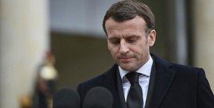 Macron, İngiltere'den Brexit anlaşmasına saygı göstermesini bekliyor