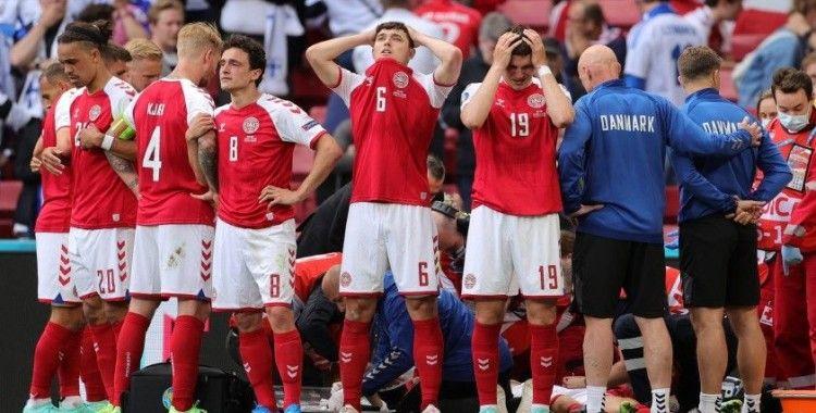 Danimarka'dan Eriksen açıklaması