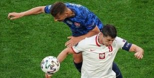 Slovakya EURO 2020'ye galibiyetle başladı