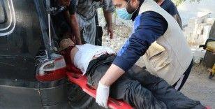 Esed rejimi ve destekçilerinin son bir haftada İdlib'e düzenlediği saldırılarda 20 sivil öldü
