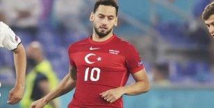 Milli futbolcu Hakan Çalhanoğlu: Hedefimizde sapma yok