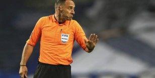 Türkiye - Galler maçını Artur Dias yönetecek