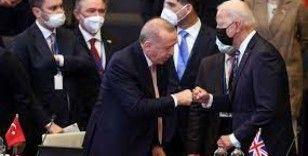 Erdoğan-Biden görüşmesi başladı