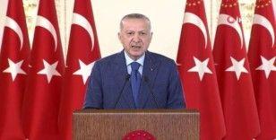 Cumhurbaşkanı Erdoğan, Brüksel Forumu'na katıldı