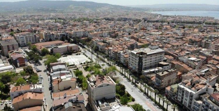 Çanakkale'de Mayıs ayında 437 konut satıldı