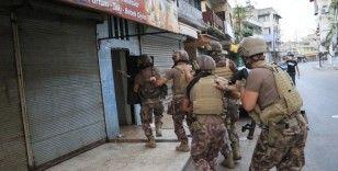 Terör örgütlerine yönelik operasyonlarda 8 tutuklama