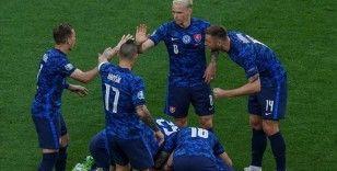 EURO 2020'de E Grubu'nda Slovakya liderliğe yerleşti