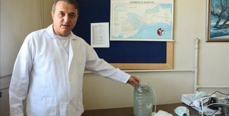 Prof. Dr. Tecer, müsilajla mücadele için önerdiği 'reaktif oksijen' uygulamasının detaylarını anlattı