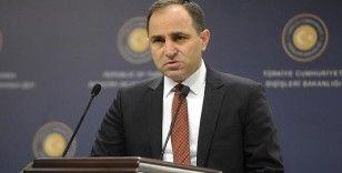 Dışişleri Bakanlığı Sözcüsü Büyükelçi Tanju Bilgiç'ten MED-7 ortak bildirisine cevap