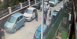 Ataşehir'deki cinayetin güvenlik kamera görüntüsü ortaya çıktı