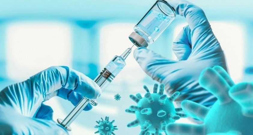 Kovid-19'la mücadele kapsamında uygulanan aşı miktarı 37 milyon 59 bin 514'e ulaştı
