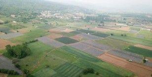 Sakarya'da tarım arazilerini sulama sezonu başladı