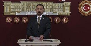 AK Parti'li Çakır: Türkçe ezanı savunanların olması, milletin değerlerine saldırıların sürdüğünün göstergesi