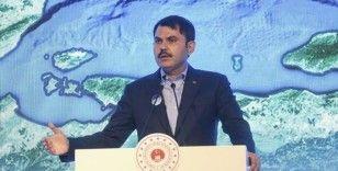 Çevre ve Şehircilik Bakanı Kurum: Müsilajın tehlikeli atık olmadığı veya toksik özellik göstermediğini tespit ettik