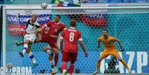 Rusya tek golle kazandı