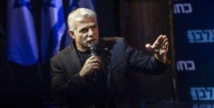 İsrail Dışişleri Bakanı Lapid'den 'bayrak yürüyüşü'nde ırkçı slogan atanlara tepki