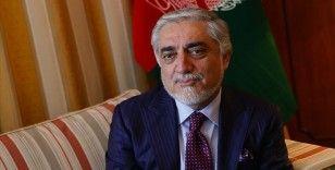 Afganistan Milli Uzlaşı Yüksek Konseyi Başkanı Abdullah: Taliban savaş yoluyla asla kazanamayacak