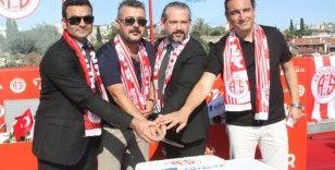 Antalyaspor, Fraport TAV ile isim sponsorluğunu 2 yıl uzattı