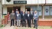 AK Partili başkanlar Pınarbaşı'nda buluştu