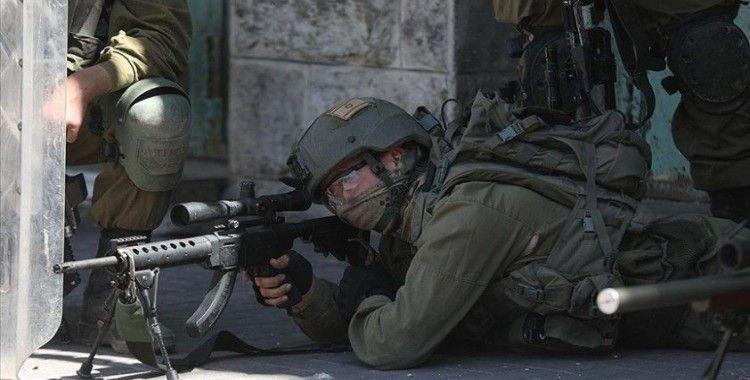 İşgal altındaki Batı Şeria'da İsrail askerleri tarafından vurulan Filistinli çocuk hayatını kaybetti