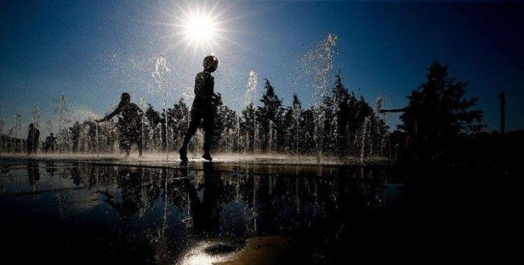 ABD'nin batı eyaletlerinde aşırı sıcaklar hayatı olumsuz etkilemeye devam ediyor
