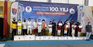 Lina'dan Türkiye birinciliği
