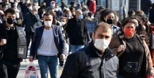 Türkiye'de son 24 saatte 5 bin 91 yeni vaka tespit edildi, 63 kişi hayatını kaybetti