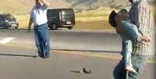 Bitlis'te otomobil ile tarım işçilerini taşıyan traktör çarpıştı: yaralılar var
