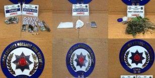 İzmir'de uyuşturucu operasyonları: 15 kişi tutuklandı