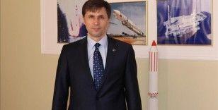 Ukrayna Devlet Uzay Ajansı Başkanı Taftay: Türkiye ile uzay alanında pek çok ortak proje yapabiliriz