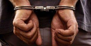 Kırklareli'de iş makinesi ile kaçak kazı yapan 4 şüpheli yakalandı
