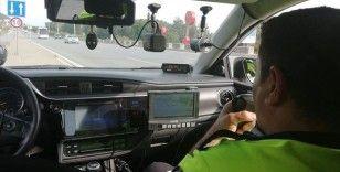 Türkiye genelinde radar denetiminde 15 bin 602 hız ihlali tespit edildi